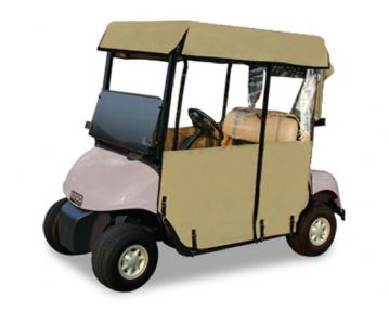 EZGO, 3 Sided Enclosure for RXV - Aug 2008 - Up (OEM)